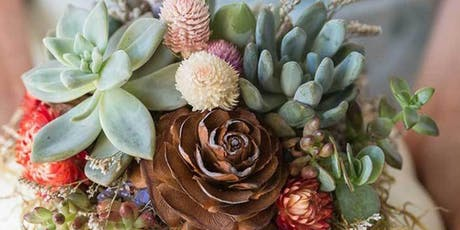 Succulent Pumpkin Workshop with Fractal Flora at Backyard SJ tickets