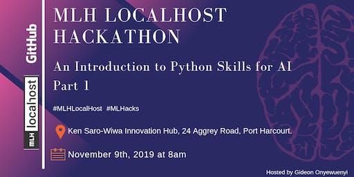 MLH LocalHost Hackathon