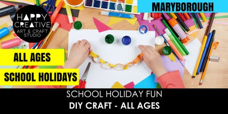 DIY Craft - All Ages tickets