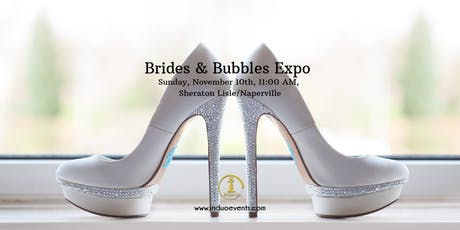 Induo's Inaugural Brides & Bubbles Expo! tickets