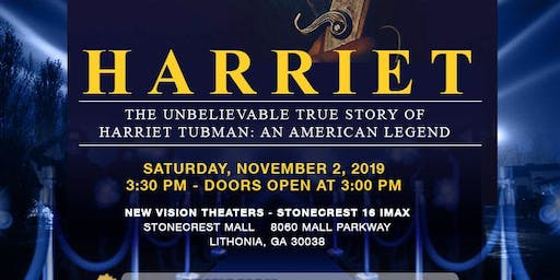 Blue Carpet Movie Premiere of Harriet: The True Story of an American Legend