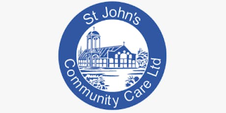 St John's Community Care | Carers Course | Practical Assessment Via ZOOM tickets