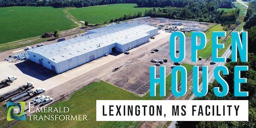 Emerald Transformer Lexington, MS Facility Open House