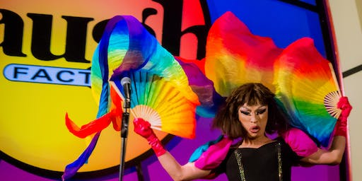 Sashay: A Queer Comedy and Drag Show (9/20)