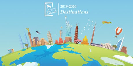 "Longmont Chorale 2019-2020: ""Destinations"" - Season Tickets tickets"