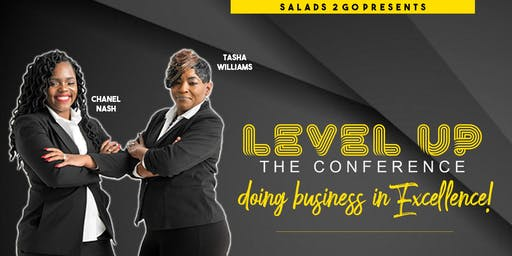 Level Up Conference