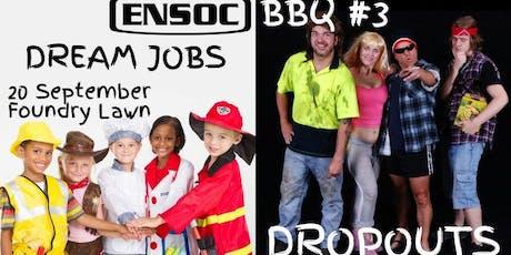 ENSOC term 4 BBQ  tickets
