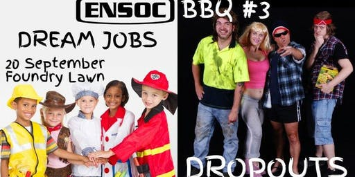 ENSOC term 4 BBQ
