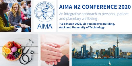 AIMA NZ Conference 2020 tickets
