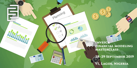 Certified Financial Modeling Masterclass - Lagos (2-day Paid Event) tickets