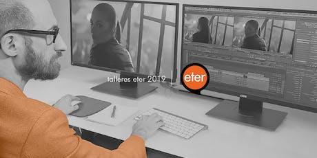 Introducción a edición de videos - Adobe Premiere entradas