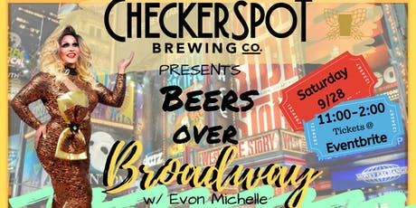 Beers Over Broadway: Drag Brunch tickets