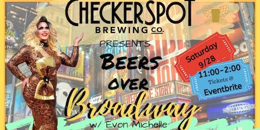 Beers Over Broadway: Drag Brunch