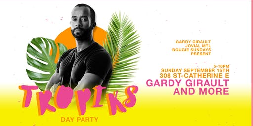 Tropiks: Day Party