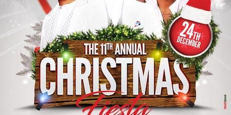 11TH ANNUAL CHRISTMAS FIESTA tickets