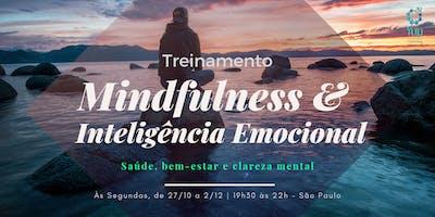 Curso Mindfulness & Inteligência Emocional 6 Semanas[Out/Nov]