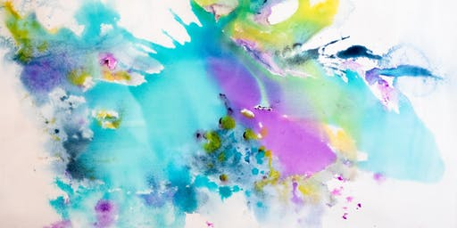 Abstract Watercolour Painting Workshop