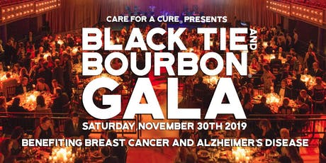 Black Tie and Bourbon Gala 2019 tickets
