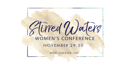 Stirred Waters Women's Conference 2019 tickets