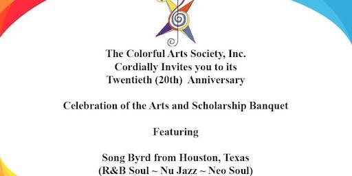 Celebration of the Arts and Scholarships Program