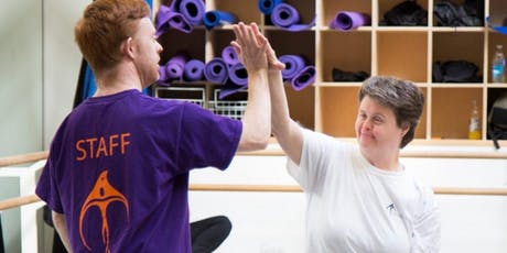 Dancelive: Inclusive Workshops with Indepen-dance 4 tickets