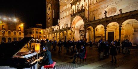 Yamaha Silent Wifi Concert® Piano & Guitar - Vizzini Costanza Duo - Cremona Musica biglietti