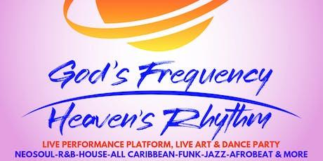 SOUL-R&B-REGGAE-JAZZ-NEOSOUL-AFROBEAT-HOUSE: Live Vocalists, Live Art & Dance Party tickets