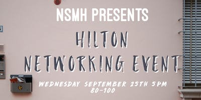Hilton Networking Event