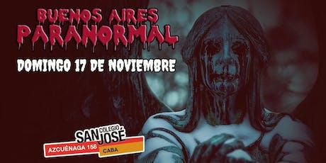 Buenos Aires Paranormal 2019 - Entrada general entradas