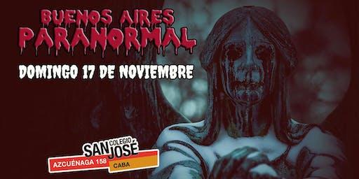 Buenos Aires Paranormal 2019 - Silver