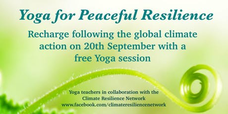Yoga for Peaceful Resilience tickets