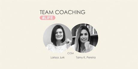 Team Coaching #Life ingressos