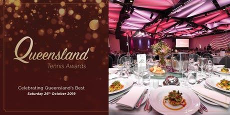 Queensland Tennis Awards 2019 tickets