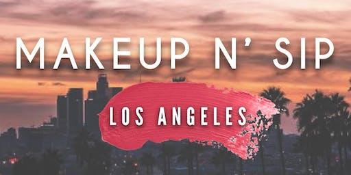Makeup N' Sip L.A. - Fall Edition