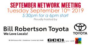 GCCI September Network Meeting
