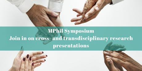 Master of Philosophy Symposium - 9 October 2019 tickets