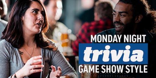Trivia at Topgolf - Monday 14th October