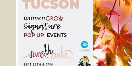 Women Grow Tucson Pop Up tickets