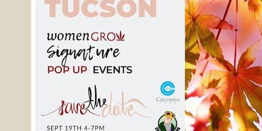 Women Grow Tucson Pop Up