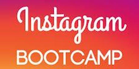 INSTAGRAM 5 Week BootCamp tickets
