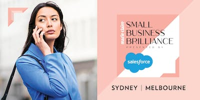 marie claire Small Business Brilliance Masterclass - Sydney