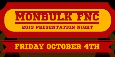 MFNC Presentation Night tickets