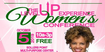 AKA- UEO Women's Conference: The Level Up Experience