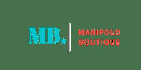 Manifold Boutique Sip & Shop Launch Party tickets
