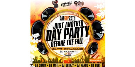 Just Another Day Party Before The Fall tickets
