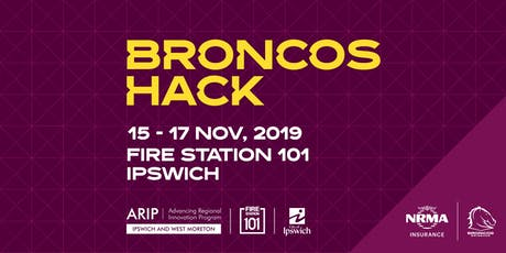 The Inaugural #BroncosHack tickets