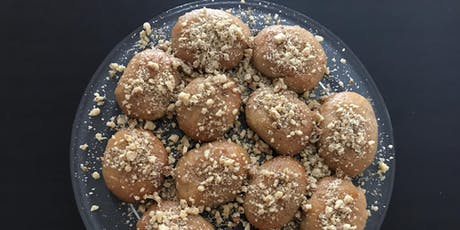 COOKING CLASS MELBOURNE – GREEK BISCUITS BAKING CLASS tickets