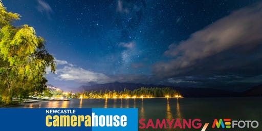 Astro Photography Workshop with NDF Camera House & Samyang