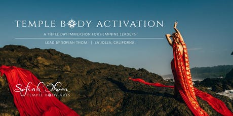 ✨Temple Body Activation ✨ tickets