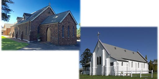 FREE lunchtime local heritage talk-Churches in the Shoalhaven